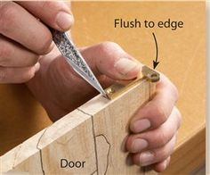 Exceptionnel Details About Types Of Cabinets And Types Of Doors And What Hinges They  Need | House Renovation Tips | Pinterest | Doors And House
