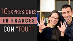 "10 EXPRESIONES ÚTILES EN FRANCÉS CON ""TOUT"" Expressions, Youtube, Instagram, Learning French, French Nails, Tips, Words, Fle, Children"