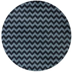 @Overstock - nuLOOM Alexa Chevron Vibe Zebra Round Synthetic Fiber Rug (6' Round) - This NuLOOM striped rug is made from synthetic fiber, making it easy to clean without the shedding that is common with some wool rugs.  http://www.overstock.com/Home-Garden/nuLOOM-Alexa-Chevron-Vibe-Zebra-Round-Synthetic-Fiber-Rug-6-Round/8283239/product.html?CID=214117 $50.14