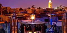 With six riads to call home, the Angsana collection lets you navigate Marrakech like a local. #Jetsetter