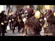 La danza di Mamuthones e Isshohadores a Mamoiada
