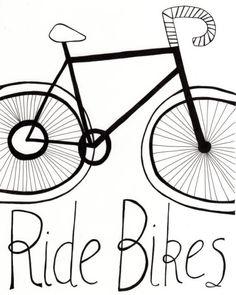 Bike to work starting Spring