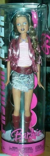 Barbie Fashion Fever Modern Trends in Pink and Burgundy | eBay