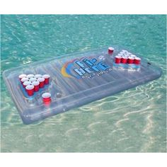 Need This... Now we won't have to float the table in the pool anymore ;)