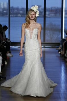Wedding Look by Ines Di Santo - Spring 2015