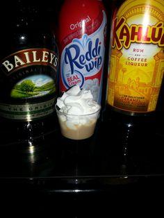 Receipe blowjob cocktail