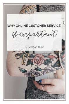 You've nailed your brand, you have a logo, your social media accounts are  set up and on a roll, you have a great product or service offering, you've  been making sales and you're enjoying what you do… except that eventually,  this doesn't mean much if you're not offering exceptional online customer  service.