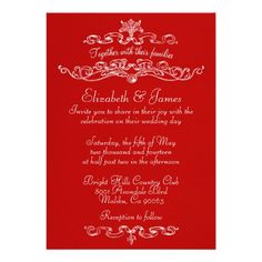 DealsSimple Luxury Red Wedding Invitations Cardonline after you search a lot for where to buy