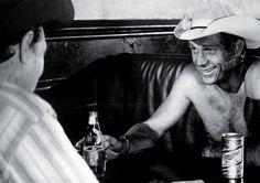 Steve McQueen en 'Junior Bonner' (1972).