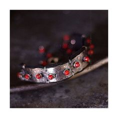 red coral bracelet 925 sterling silver cuff bracelet hammered silver... (£111) ❤ liked on Polyvore featuring jewelry, bracelets, silver cuff bracelet, silver cuff bangle, leather bangles, silver bangles and sterling silver hinged cuff bracelet