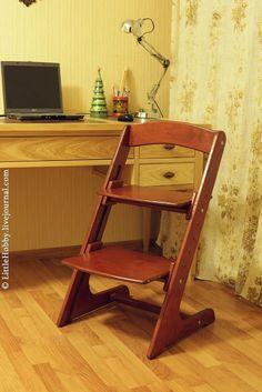 Растущий стул своими руками: littlehobby