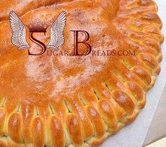 Ажурный пирог с капустой