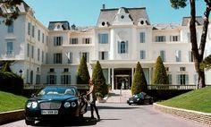 Hotel du Cap Eden Roc.