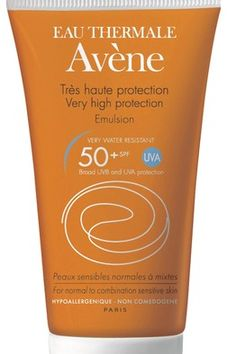 To buy in Paris (sunscreen)