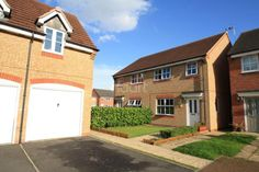 3 bedroom semi-detached house for sale in Pickering Close, Stoney Stanton - Rightmove Semi Detached, Detached House, Property For Sale, Money, Mansions, House Styles, Home Decor, Decoration Home, Silver