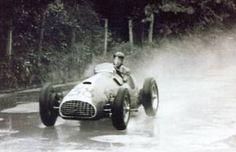 #38 Rudi Fischer (CH) Ferrari 212 (Ferrari V12) 11 (10) Ecurie Espadon