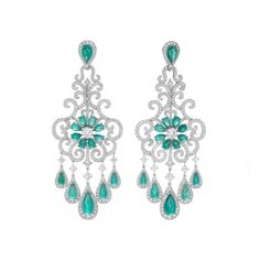 The rapidly dwindling supply of Brazilian Paraiba tourmalines has pushed prices sky high, turningthis blue beautyinto the king of gems.