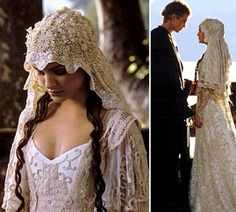 One Of The Most Beautiful Wedding Dresses Ive Ever Seen Made From An