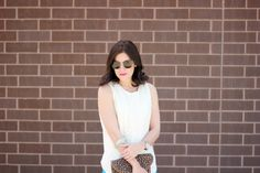 My Style: Lace Top
