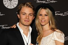 F1: Meet Soon To Be Nico Rosberg Wife Vivian Sibold