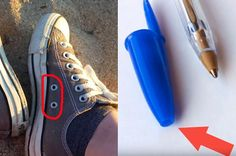 And the hole on your pasta spoon? | 24 Everyday Things You Never Knew Even Had A Purpose