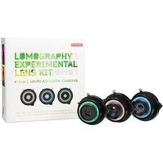 Fun lens kit