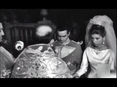 ARISTOCRACIA ESPAÑOLA.  Boda de doña Teresa de Baviera y Messía, hija de S.A.R. el Infante don José Eugenio de Baviera y Borbón, con don Alfonso Márquez y Patiño, marqués de Castro.
