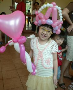 balloon twisting   Twisty Balloons ~ By Lisa: Balloon Twisting at Parties