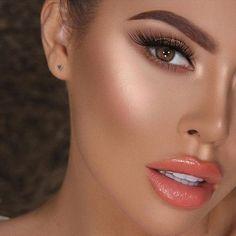 Gorgeous Makeup: Tips and Tricks With Eye Makeup and Eyeshadow – Makeup Design Ideas Eye Makeup Tips, Makeup Goals, Makeup Inspo, Makeup Inspiration, Face Makeup, Glam Makeup, Makeup Geek, Makeup Ideas, Gorgeous Makeup
