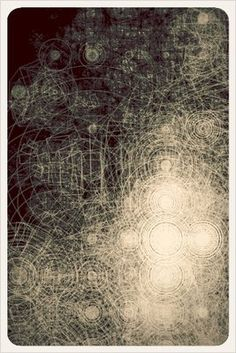 where light comes from. Black White Art, Sacred Geometry, Textures Patterns, Art Lessons, Painting & Drawing, Printmaking, Art Drawings, Abstract Art, Illustration Art