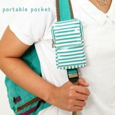Portable Pocket