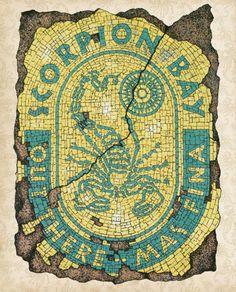 #Logo #ScorpionBay #OutThereMasFina