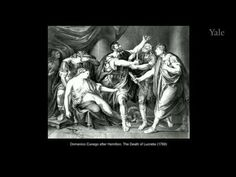 """Lecture 6, """"To Paint the Way the Spartans Spoke"""": Gavin Hamilton's The Death ofLucretia - YouTube"""
