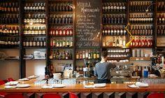 Kaper Design; Restaurant & Hospitality Design: Terroni