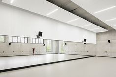 Gmp Architekten - Von Gerkan, Marg und Partner, Marcus Bredt · Ballett am Rhein · Divisare