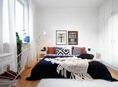 bedroom design ideas modern color combination neutral ruhigkeit