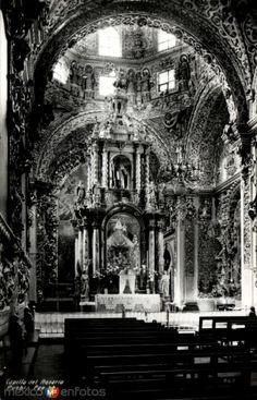 Fotos de Puebla, Puebla, México: Capilla del Rosario