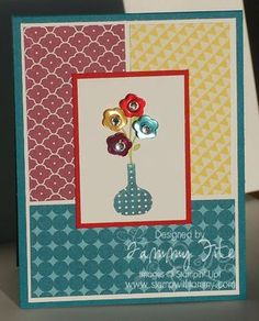 stamping with tammy.com  Summer Smooches