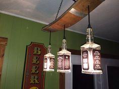 Cool ManCaves - Jack Daniels Lights by McIntoshDesignWorks on Etsy, $165.00 #thatseasier #cool #mancaves