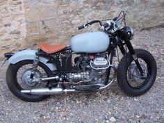 #MotoGuzzi V7 850 GT California Bobber Eldorado - Moto Guzzi - Foto del giorno - Tuning - Moto Caradisiac - Caradisiac.com