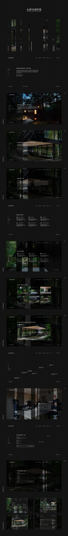 Connoco is a luxury, elegant and trendy PSD template designed in clean and minimalism style. You can be use it for a lot of websites, like architecture, interior design and other corporate or creative websites.