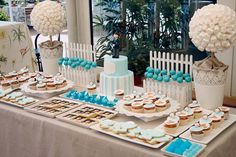 MESAS DULCES / SWEET TABLES