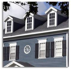 Blue Gray Exterior Paint Colors modern exterior paint colors for houses | hale navy, navy and exterior