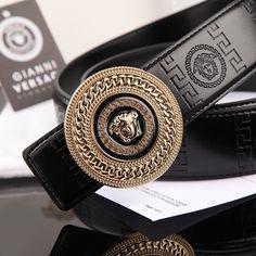 c116f147223 2015 caliente venta para hombre cinturones de lujo diseñador cinturones  hombres alta calidad cinturones de cuero para hombre hebilla dorado 4  colores ...