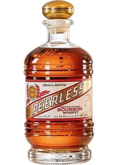 Kentucky Peerless bourbon is crafted here from grain to bottle. Bourbon Whiskey Brands, Bourbon Bar, Whisky, Bourbon Kentucky, Small Batch Bourbon, Oldest Whiskey, Whiskey Bottle, Liquor, Alcoholic Drinks