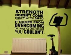 Wall vinyl stickers for your home or office which can be applied to my interior or exterior surface. A range of motivating messages in a variety of cool colors.