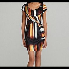 "Spotted while shopping on Poshmark: ""Jessica Simpson abstract print dress""! #poshmark #fashion #shopping #style #Jessica Simpson #Dresses & Skirts"