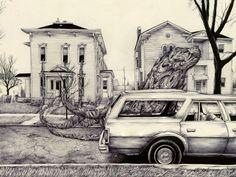 Similar States - Art - Pat Perry