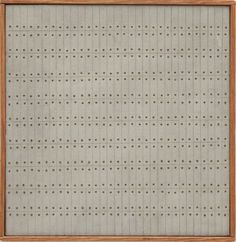 my make believe collection :: 23 :: agnes martin