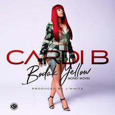 I'm listening to Bodak Yellow by Cardi B on Pandora